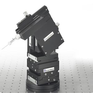 PatchStar Micromanipulator with steep Bracket (PS-7550)